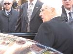 Visita del presidente Napolitano a Varese