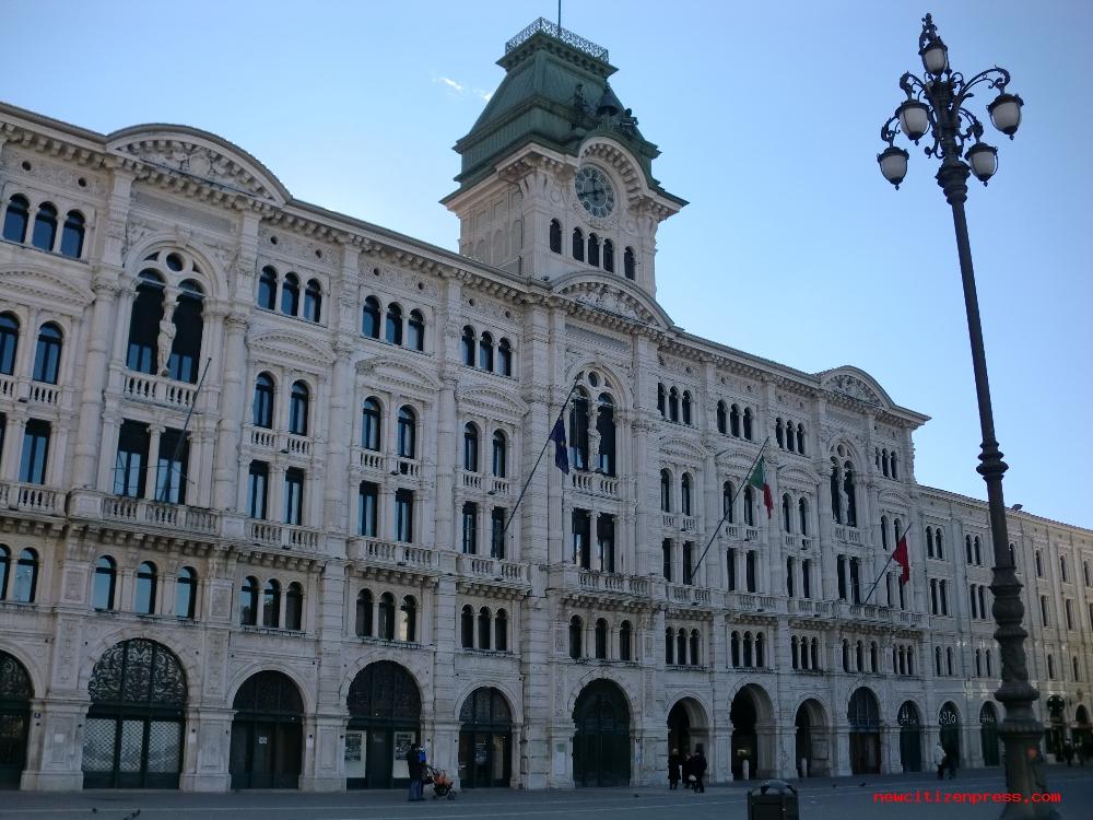 Il Comune di Trieste