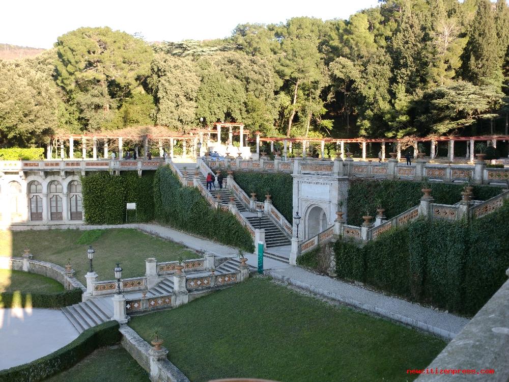 Girdini del Castello di Miramare