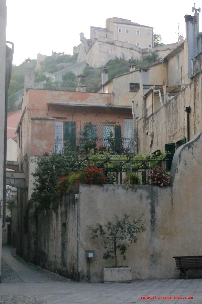 La fortezza di Castel San Giovanni