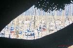 Un oblo' di barche