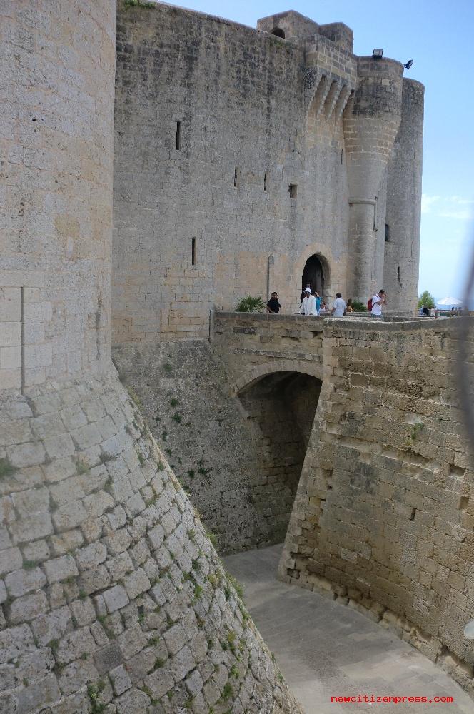 Castello Bellver Palma di Maiorca