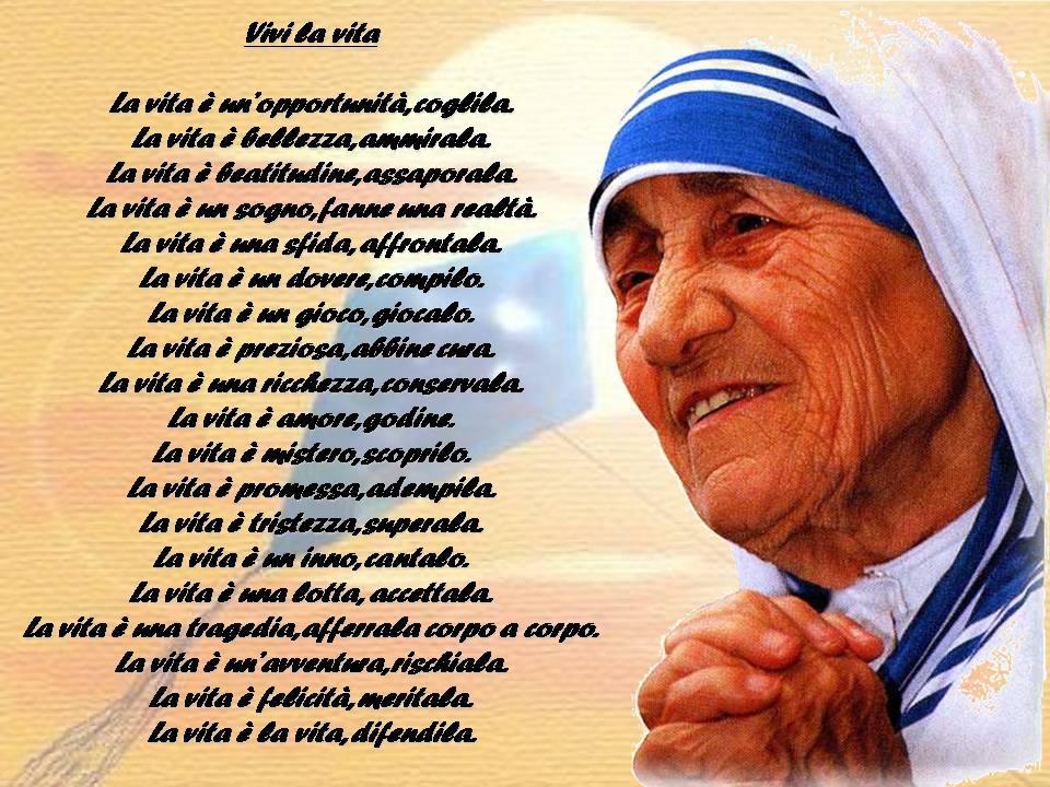Madre Teresa Una Vita Per Gli Ultimi Antonio Nicola Pezzuto
